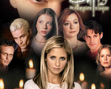 buffy the vampire slayer dvd - all that nerdy stuff