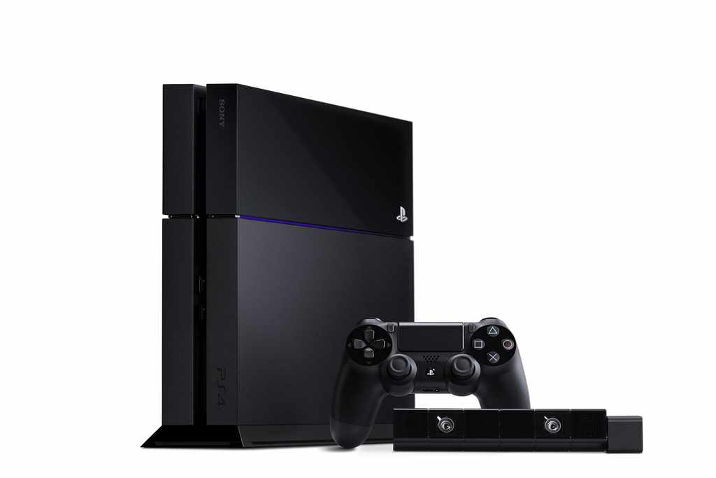 PS4 system plays used games