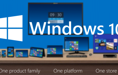 Microsoft Windows 10 Everywhere
