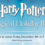 harry potter magical ball barnes and noble - all that nerdy stuff